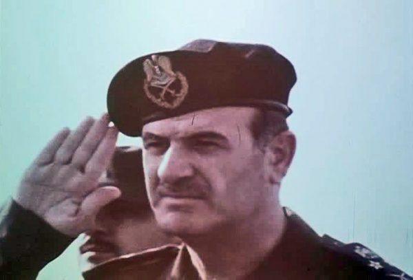 Президент Хафез Асад.